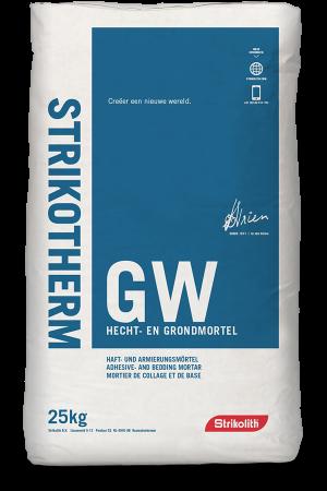 Strikotherm GW Hecht- en grondmortel