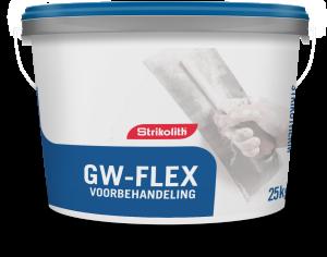 Strikotherm GW-FLEX Grondmortel Cementvrij
