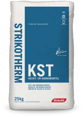 Strikotherm KST Hecht-, grond- en lijmmortel