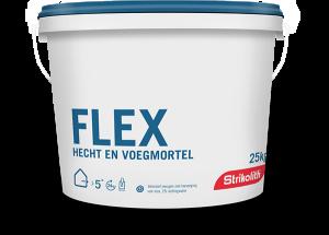 Strikotherm Lijm- en Voegmortel FLEX