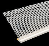 Strikotherm APU Aansluitprofiel met glasvezelweefsel