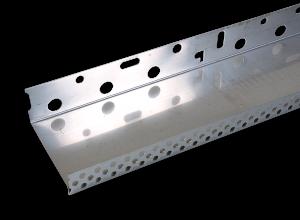 Strikotherm Sokkelprofiel aluminium