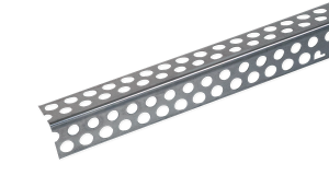 Strikotherm Hoekprofiel RVS