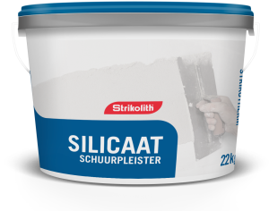 Strikotherm Schuurpleister SILICAAT