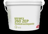 Bofimex 260 ZEP Zoutextractiepasta