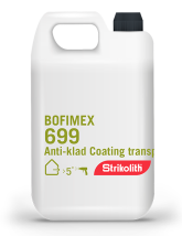 Bofimex 699 Anti-klad coating transparant