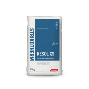 Strikotherm Resol XS Hecht- en grondmortel