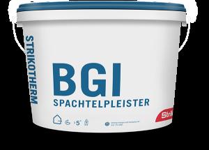 Strikotherm Spachtelpleister  BGI-QS