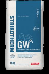 Strikotherm GW O2 Hecht- Grond- en Afwerkmortel