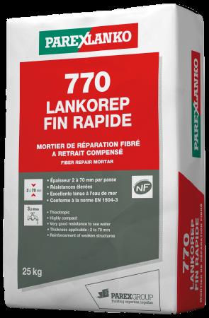 ParexLanko 770 Lankorep Fin Rapid