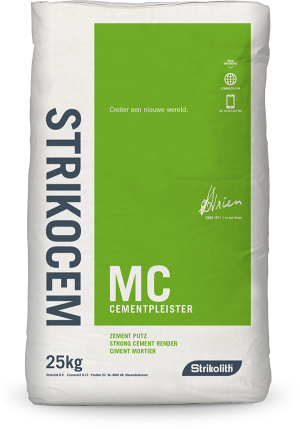 Strikocem MC Cementpleister